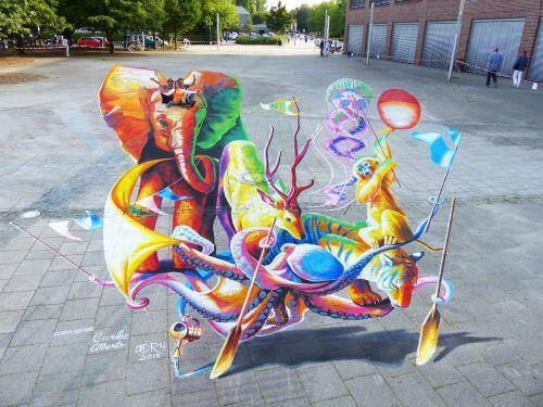 Les peinture 3d au sols  3d_street_art-5d2a433e3af69fc80ce98b7a9f8a9ba8718abd55e5e69c861442d06f21c84d24